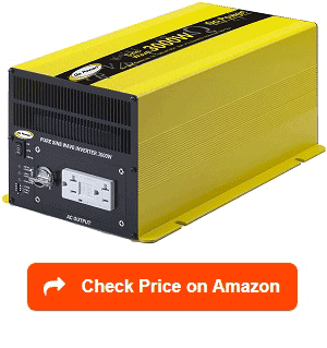 12 Best RV Inverters 2019 | Top Picks and Reviews