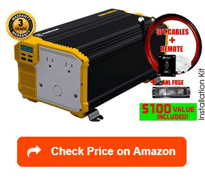 12 best rv inverters 2018 top picks and reviews with the compact and portable kriger 3000 watt 12v power inverter you have the chance of gaining power while you are on the go publicscrutiny Gallery