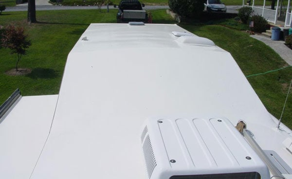 Best Rv Aluminum Roof Coating 12 300 About Roof