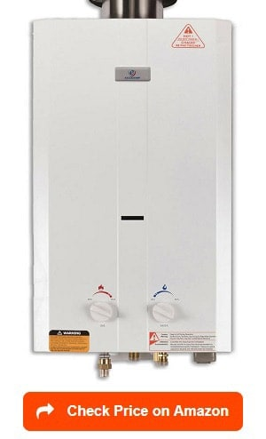 10 best rv tankless water heaters reviewed & rated in 2019