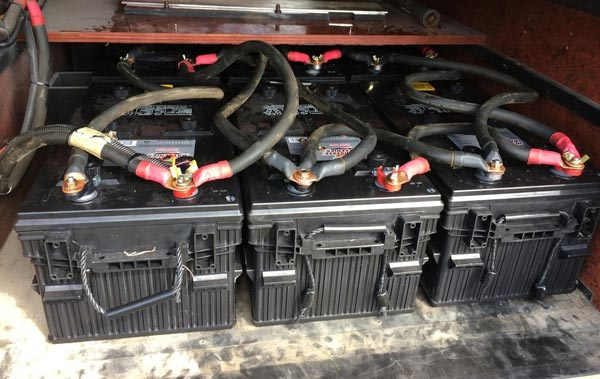 10 Best RV Battery (Deep Cycle) Reviewed & Rated in 2019 Mack Start Volt System Wiring Diagram on