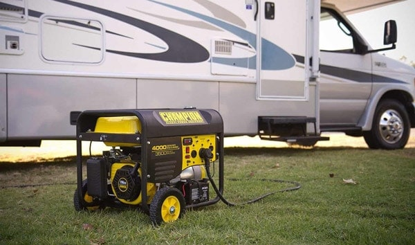 Image result for best generator for rv
