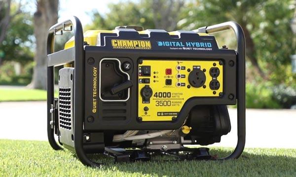 RV Generator Buyer's Guide