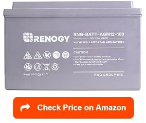 10 Best RV Battery (Deep Cycle) Reviewed & Rated in 2019