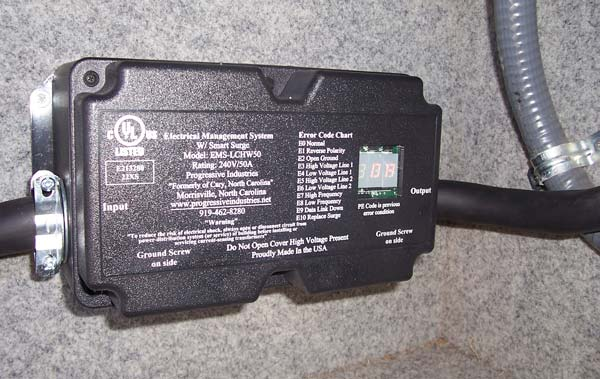 rv surge protector pros and cons