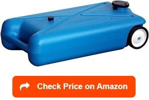 10 Best RV Portable Waste Tanks Reviewed & Rated in 2019