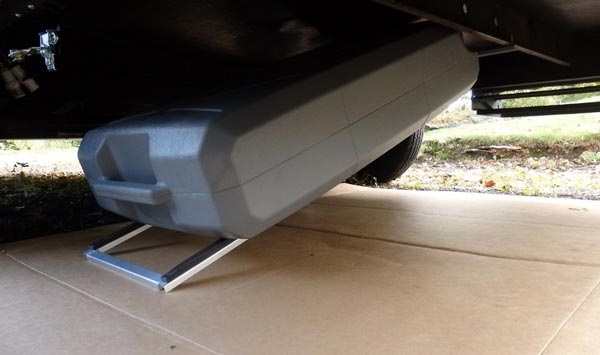 RV Portable Waste Tank Reviews