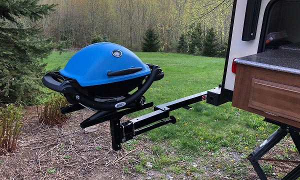 best grill for rv living