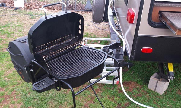 best rv propane grill