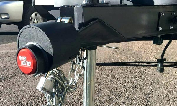 best trailer coupler lock