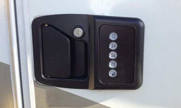 keyless rv door lock reviews