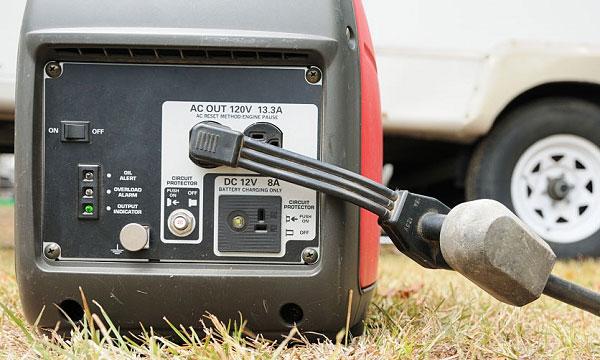 portable solar generator for rv