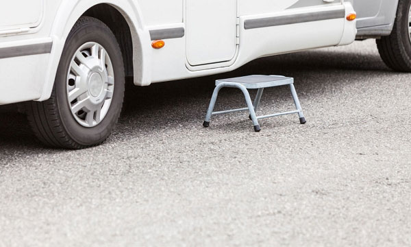 portable rv steps