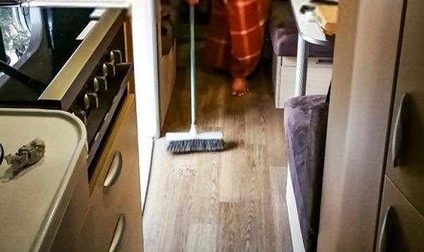 rv vinyl flooring