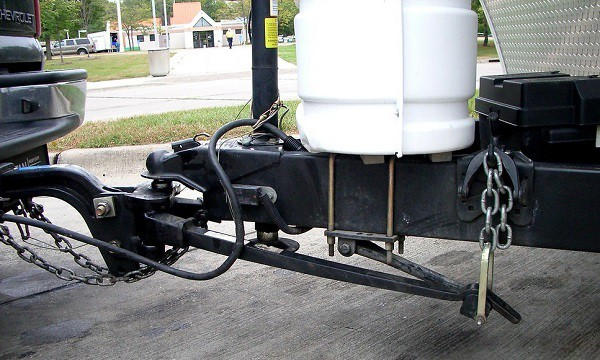best hitch for towing travel trailer