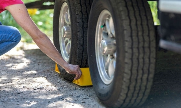 best truck tires for towing a travel trailer