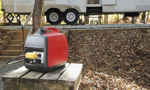 best generator for travel trailer