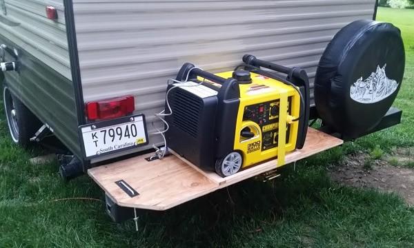 camper-trailer-generator