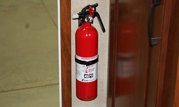 best rv fire extinguisher