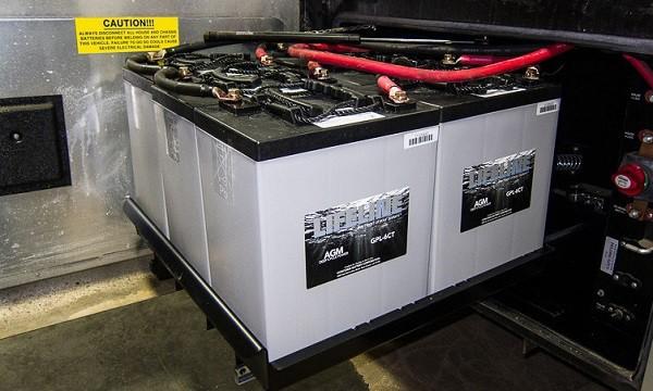 best 6v rv battery