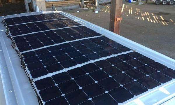 best flexible solar panel for rv