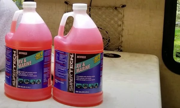 Do-I-have-to-put-antifreeze-in-my-RV