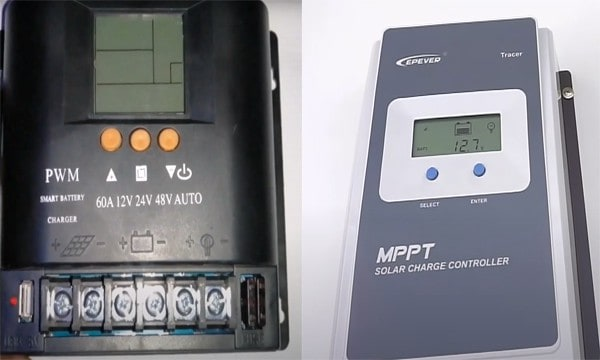 pwm vs mppt charge controller for rv